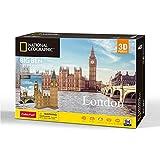 Paul Lamond Games National Geographic Big Ben 3D Jigsaw Puzzle
