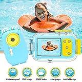 Appareil Photo Enfants Appareil Photo Etanche pour Enfants 8MP 1080P HD...