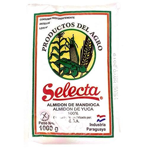 Selecta - Almidón de Mandioca - Almidón de Yuca - Producto