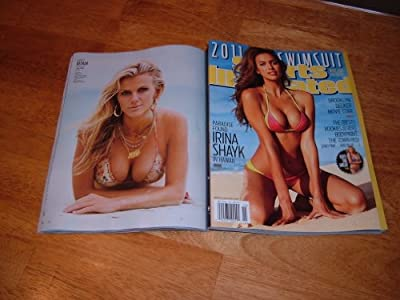 Also, in this issue. Brooklyn Decker movie star and rookie SI swimsuit models in body paint.