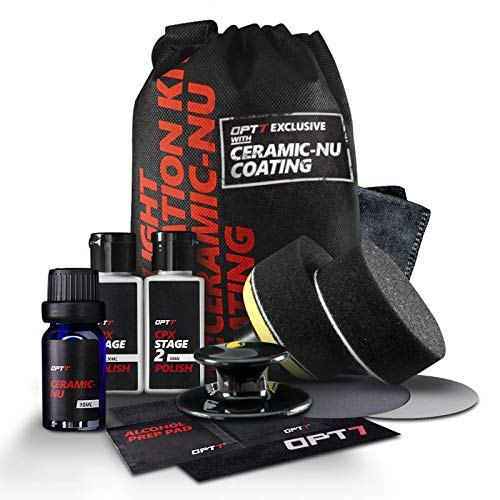 Best Headlight Restoration Kit 2020 reviews & Guide {must watch}