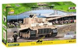 COBI 2519 construction toy (Tiger tank: beige / black)