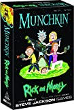 MUNCHKIN: Rick And Morty Card Game | Rick and Morty Adult Swim Munchkin Board Game | Officially Licensed Rick and Morty Merchandise | Munchkin Game from Steve Jackson Games