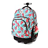 Oh My Pop! Oh My Pop! Frech-GTX Travel Trolley-Rucksack Mochila Tipo Casual 53 Centimeters 59.5 Multicolor (Multicolour)