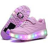 Skybird-UK LED Lumières Clignotant Couleur Changeant Chaussures à...