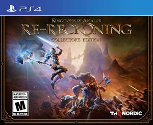 Kingdoms of Amalur Re-Reckoning Collector's Edition – PlayStation 4 – PlayStation 4 Collector's Edition