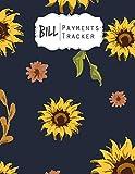 Bill Payments Tracker: Simple Monthly Bill Payments Checklist Organizer Planner Log Book Money Debt Tracker Keeper Budgeting Financial Planning Budget Journal Notebook