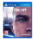 Le jeu Detroit: Become Human en anglais Pas d'instruction en français