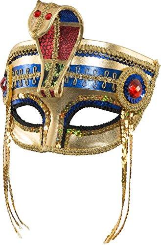Máscara de carnaval de Faraón
