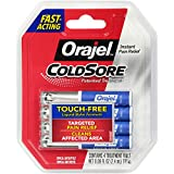 Orajel Touch-Free Cold Sore Patented Treatment .08 OZ