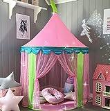 Tente d'enfants pour Princess Filles, Tente Pliable pour Jouer à...