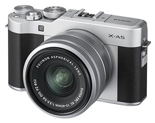 Fujifilm X-A5 Mirrorless Digital Camera...