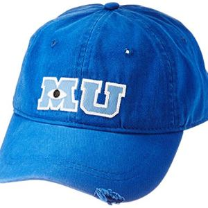 Disney Pixar Monsters University Adjustable Snapback Hat Cap