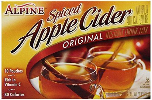 Alpine Spiced Cider Drink Mix