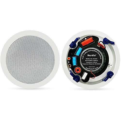 Herdio HCS-528 300 Watt In-wall Speaker