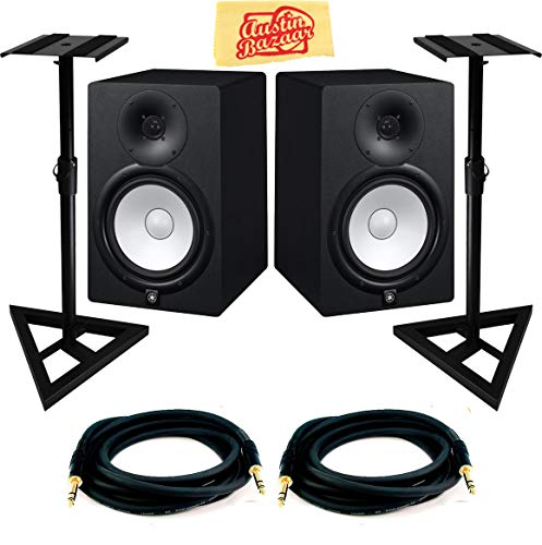51Y3aGCV3EL - 7 Best Active Studio Monitors – The Secret to Getting Pro-Sounding Tracks from Home Recordings