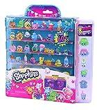 Shopkins Season 4 Glitter Collector Case with 8 Exclusive