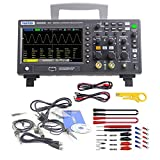 Hantek DSO2D10 2 CH Benchtop Oscilloscope with AWG, 100MHz 1GS/s