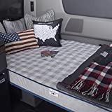 MOBILE INNERSPACE Luxury Products Truck Relax Mattress, 48 by 75 by 5.5'