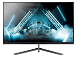 Monoprice 27in Zero-G Gaming Monitor – 16:9, WQHD, 2560x1440p, 144Hz, 1ms, FreeSync, HDR Support,...