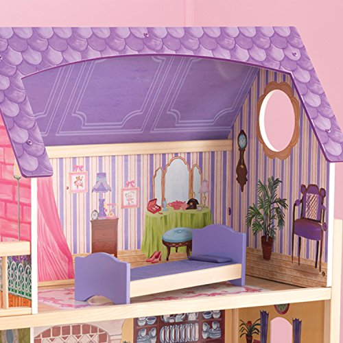 Image 10 - Kidkraft - 65092 - Maison de Poupées en Bois Kayla [Exclusif Amazon]