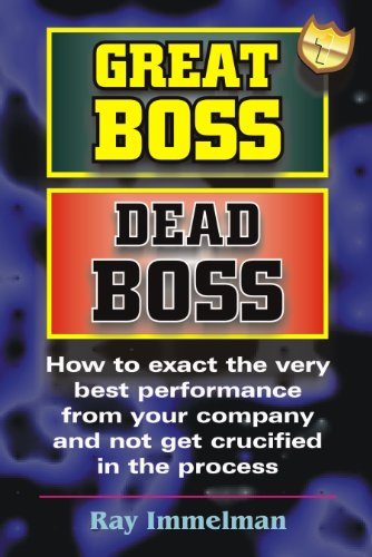 Great Boss Dead Boss (English Edition)
