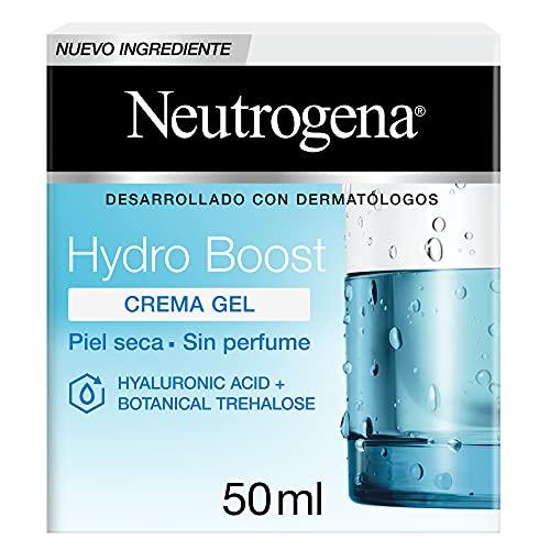 Neutrogena Hydro Boost Crema Gel Hidratante Facial con Ácid