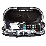 MASTER LOCK Mini Coffre-fort Portable [Avec Câble] [Combinaison] [Noir] 5900EURD – Assurez la...