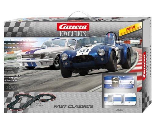 Carrera Evolution Fast Classics Racing Set