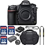 Nikon D850 DSLR Camera (Body Only) + 3 Memory Card Bundle