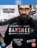 Banshee - Season 1-4 [Blu-ray Region Free] [Import]