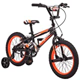 Mongoose: 16' Mutant Boys' Bicycle, Black & Orange
