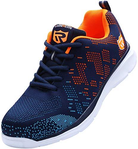 Zapatillas de Seguridad Mujer/Hombre DY-112, Zapatos de...