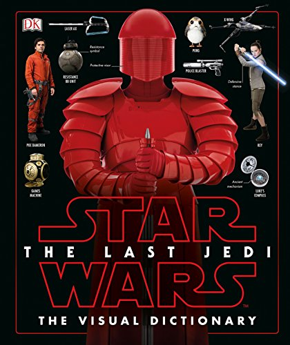 SW THE LAST JEDI THE VISUAL DI