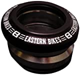 Eastern Bikes 45/45 Campagnolo Style Headset (Matte Black)
