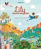 Lily cherche son chat - Cherche et trouve autour du monde - Dès 4 ans