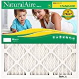 16x24x1, NaturalAire Air Filter, MERV 8, by Flanders