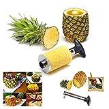 Itian Ananas Peeler en Acier inoxydable, Fruit Ananas Knife Slicer...