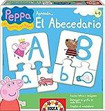 Educa-Los Números Peppa Pig Juego Educativo para Bebés, Multicolor, 22,5 x 22,5 x 4,7 cm (15652)