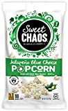 Sweet Chaos Savory Popcorn, Jalapeno Blue Cheese, 6 Ounce Bag