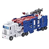 Transformers Toys Generations War for Cybertron: Kingdom Leader WFC-K20 Ultra Magnus Action Figure - Kids Ages 8 and Up, 7.5-inch (Toy)