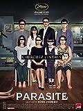 Affiche Cinéma Originale Grand Format - Parasite (format 120 x 160 cm pliée) Mention Palme D'or 2019
