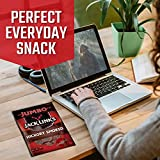 Jack Link's Meat Snacks Beef Jerky, Hickory Smoked, 5.85 Ounce - 4