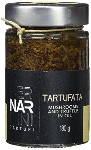 """""""Tartufata"""", Salsa de trufa negra de verano (Tuber aesti"""