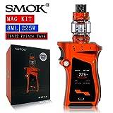 Authentique SMOK MAG KIT 225W avec TFV12 Prince Tank 8ML Cigarette...