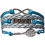 Infinity Collection Tennis Bracelet- Tennis Bracelet- Tennis Jewelry for Tennis Players