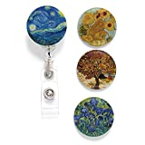 Buttonsmith Van Gogh Starry Night Tinker Reel...