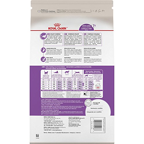 Product Image 2: Royal Canin Appetite Control Spayed/Neutered 7+ Dry Adult Cat Food, 6 lb. bag