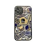 iphone 12ケース NBA Golden State Warriors logo iphone12 / iphone12pro / iphone12promax /……