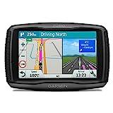 Garmin Zumo 595 LM - GPS Moto - 5 pouces - Cartes Europe 46 pays - Cartes, Trafic, Zones de Danger...